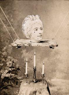 Jeanne d'Alcy inLa source enchantée(c.1890s, dir. Georges Méliès)