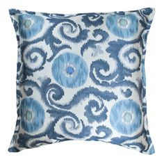Shop for Sherry Kline Gajam 24-inch Indoor/Outdoo Decorative Pillow. Free Shipping on orders over $45 at Overstock.com - Your Online Home Decor Outlet Store! Get 5% in rewards with Club O!