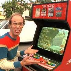 Neo Geo! Metal Slug video games!