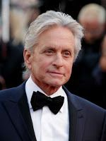 And Then She Asked: Did You Hear What Michael Douglas Said?
