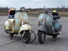 #vespa rat - the real thing..