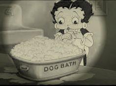 Rare Vintage BETTY BOOP Original 1930's by PleasantLakeDesigns