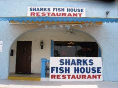 Shark S Fish House Restaurant Port Charlotte Florida