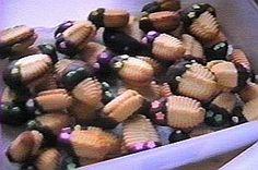 Trilobite Cookies