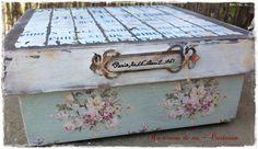 Un rincón de mi: Caja Retro vintage