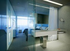 Rooms at Hotel 5 Stars - Silken Puerta America Madrid