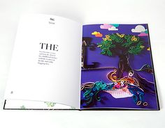 "Check out new work on my @Behance portfolio: ""Hug the Tree book"" http://be.net/gallery/37505501/Hug-the-Tree-book"