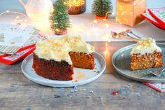 Carrot-cake avec nappage, Retrouvez des recettes gourmandes et légères avec Daylice de Bridélice : trouvez l'inspiration pour vous simplifier le quotidien !