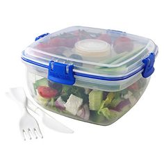 Klip It Salad To Go - From Lakeland