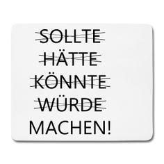 WORTFORM I Mousepad ;-) www.wortform.spreadshirt.de