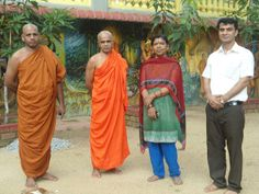 Buddhist Monks Embrace the Message of Kalki Avatar Ra Gohar Shahi! | Kalki Avatar Foundation