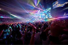 "2017 Arena Tour ""United Shadow"" Final @ Budokan, Tokyo - 2 June 2017 (Cr. Excite Music)"
