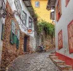 Ruas de ouro preto Estrada Real, Brazil Travel, Colonial, Places, Photos, Tourist Spots, The Streets, Minas Gerais, Cities