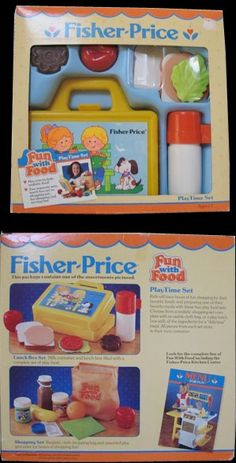 Fisher Price Toys, Vintage Fisher Price, Retro Toys, Vintage Toys, Childhood Toys, Childhood Memories, Girls Play Kitchen, Remember Day, Old Toys