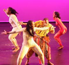 Asase Yaa African American Dance Theater