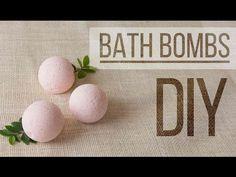 DIY Bath Bombs | Bombas de Baño – AvantiMorocha Blog