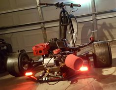 All done Drift trike