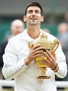 To see Novak Djokovic play in each of the Grand Slam tournaments: Australian Open // Roland Garros [check! 2009] // Wimbledon // US Open