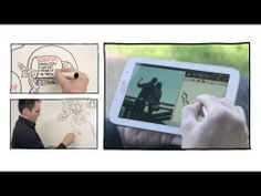 """[GALAXY Note 8.0] """"The Creative Process"""" with Illustrator Andrew Park - YouTube"""