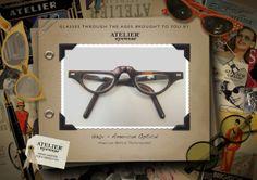 1930's www.ateliereyewear.com #glasses #style #luxury