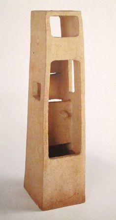 Isamu Noguchi's Lonely Tower 1952