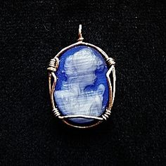 Hey, I found this really awesome Etsy listing at https://www.etsy.com/listing/11327870/cameo-pendant