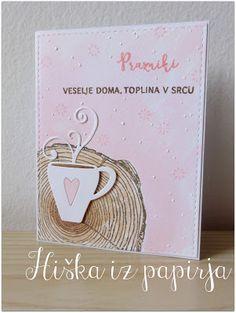 Hiška iz papirja: Rožnati oktober