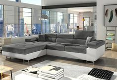 AMARO ágyazható sarok ülőgarnitúra | Expedo.hu