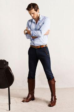 Aspirational, really--The Equestrian Collection: Massimo Dutti se lanza al mundo de la moda subido a caballo