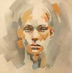 Solly Smook was born in Otjiwarongo, Namibia. Matriculated at Jan van Riebeeck High school in Cape Town and studied Graphic Design at the Figure Painting, Painting & Drawing, Painting Lessons, Illustration Art, Illustrations, Selling Art Online, Art Plastique, Portrait Art, Face Art