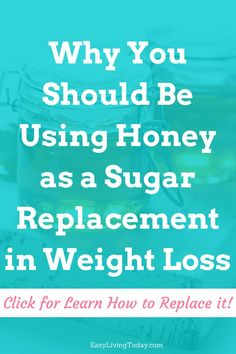 Sugar has a lot of calories & no essential nutrients. Natural honey, on the other hand, contains up to 80 differentsubstancesimportant to human nutrition. Yeah. Keep reading to find out why you should be using honey as a sugar replacement (like yesterday) and how to do it in healthy baking! #cleaneating #healthyrecipes via @easylivingtoday