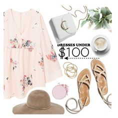 """""""Untitled #557"""" by janicevc ❤ liked on Polyvore featuring MANGO, Eugenia Kim and ABS by Allen Schwartz"""