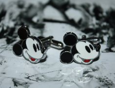 Cufflinks - Mickey Mouse Classic