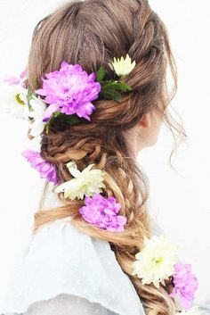Braided Hairstyles And#8211; Stylish Ideas for Every Single Day ★ See more: http://lovehairstyles.com/braided-hairstyles-for-spring/