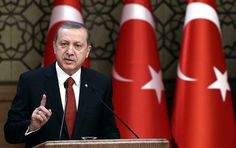 Germany under the leadership of Adolf Hitler was an example of a presidential system able to maintain unitary nature of the state, according to Turkish President Recep Tayyip Erdogan.