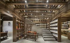 Gallery of Avant-Garde Ruralation Library / AZL Architects - 13