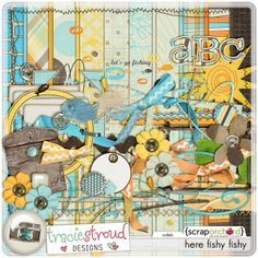 camping and outdoors scrapbook layouts - Google Search
