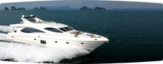 Top 5 Things to Consider When You Charter a Yacht in Dubai