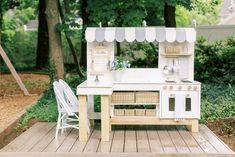 Cubby Houses, Play Houses, Outdoor Play, Outdoor Living, Outdoor Decor, Alpine Garden, Mud Kitchen, Backyard Playground, Toddler Play