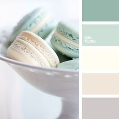 Pastel tones of warm creamy colors – this is a quite usual combination, which is…