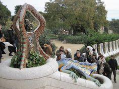 Los milagros de Gaudí.