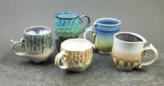 Raise a mug! My mugs were accepted into the Mugshot1 mug show which opens December 8th at Mojo Coffee Gallery. Time to ship these babies out!  #kaitlynceramics #kaiceramics #kai #kaitlynchipps #mudfire #madeatmudfire #handmade #handmadepots #madeinaskutt #madeinatlanta #handmadeinatlanta #mug #mugshot #ceramicmug #happymug #carvedmug #elvishpottery #elvishmugs #colorfulmugs #mojocoffeegallery @mojocoffeegallery #mugshot1 #juriedshow