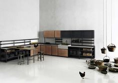 Boffi Kitchenology 2015 Campaign | Yellowtrace