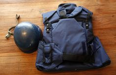 Body armor for the embed photographers