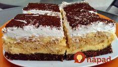 A legpuhább linzer recept Bognár Lilla konyhájából - Receptneked. Poppy Cake, Hungarian Recipes, Cake Cookies, Cupcakes, No Bake Cake, Sweet Recipes, Tiramisu, Sweet Tooth, Food And Drink