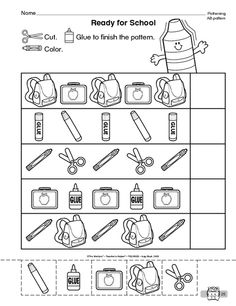 Funny Dinosaur Patterns  Best Worksheets Students And Math Ideas