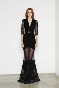 Alessandra Rich Fall 2013 Ready-to-Wear Fashion Show