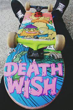 Make a Wish - skateboarding Skateboard Deck Art, Skateboard Design, Skateboard Girl, Beginner Skateboard, Skateboard Outfits, Skateboard Pictures, Skate Longboard, Skates, Sf Wallpaper