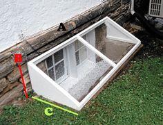 window well covers on basement windows - Google Search