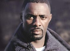 Idris Elba - even if he weren't famous, this is the kind of guy that is just my type!